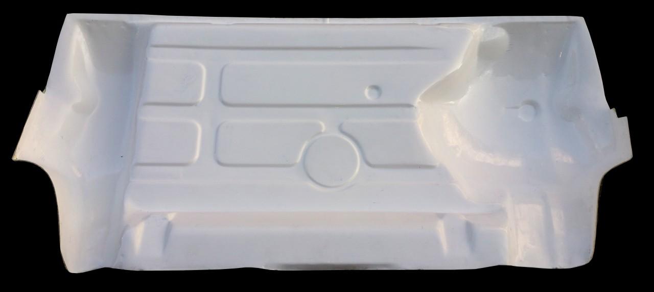 Kofferraumboden Innenansicht