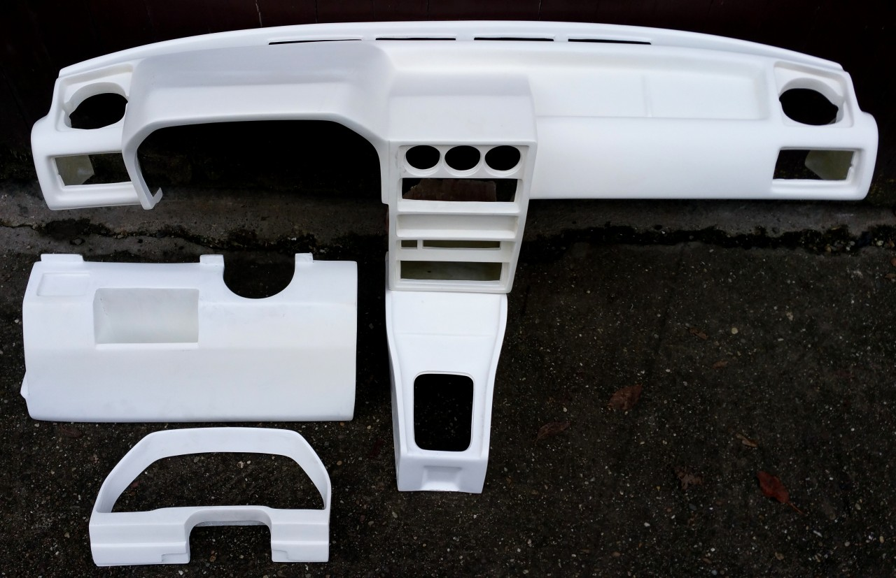 Sportquattro Armaturenbrett dashboard