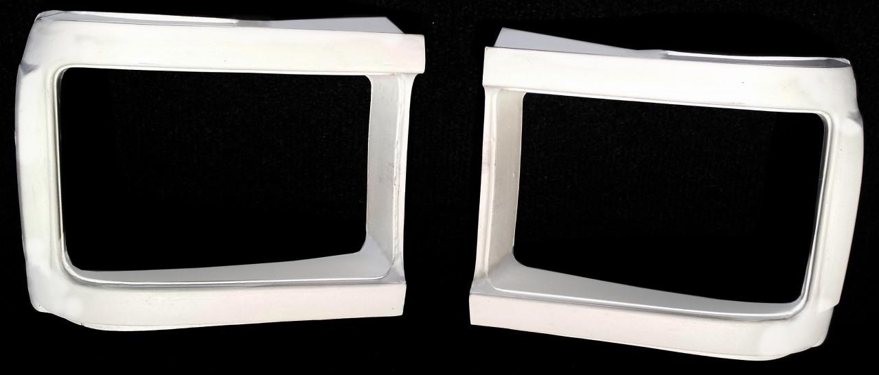 Rahmen Scheinwerfer Gruppe4 A1 A2 / headlight frames Group4 A1 A2