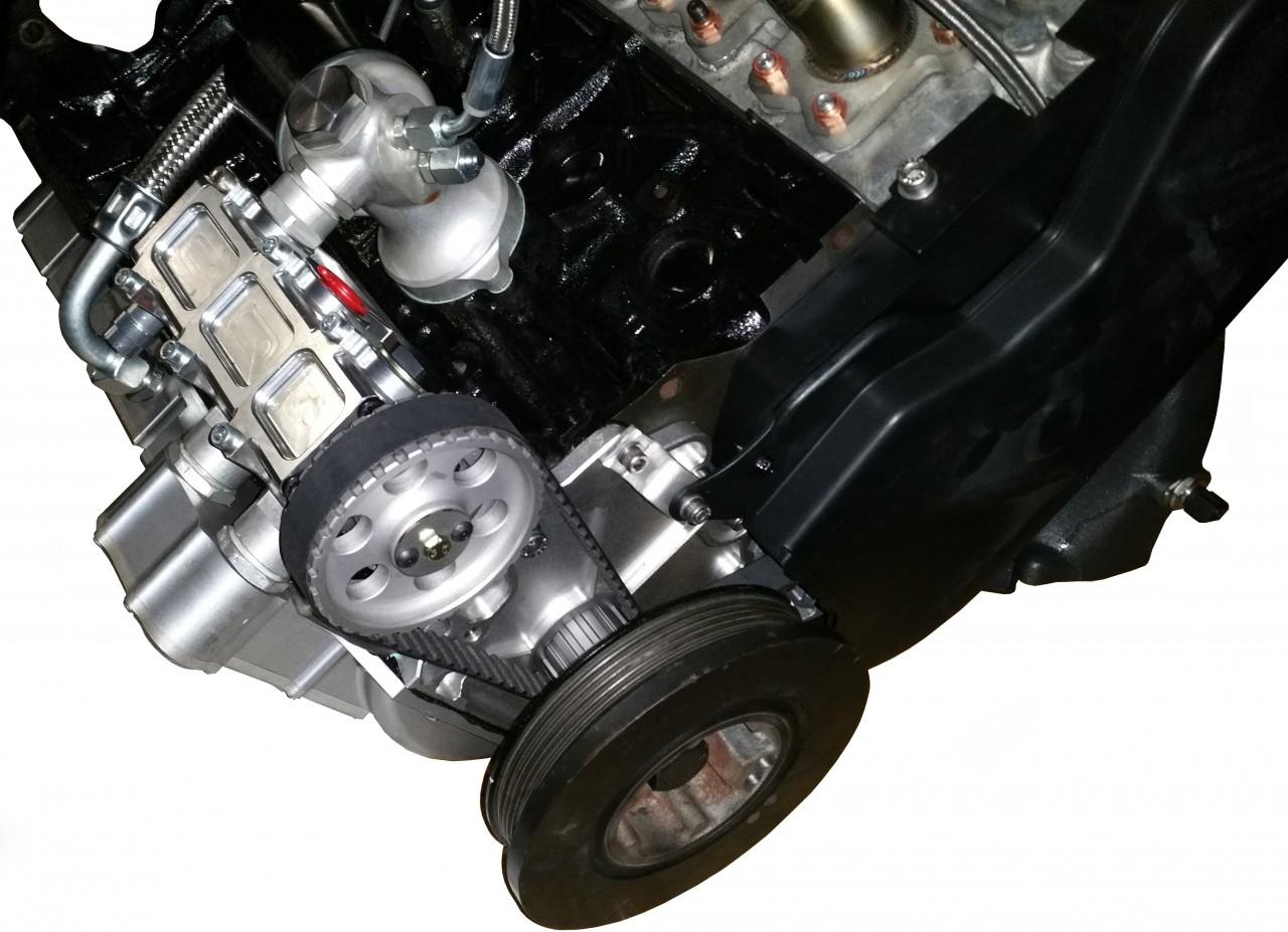 Trockensumpfschmierung 5-Zylinder / dry symp system