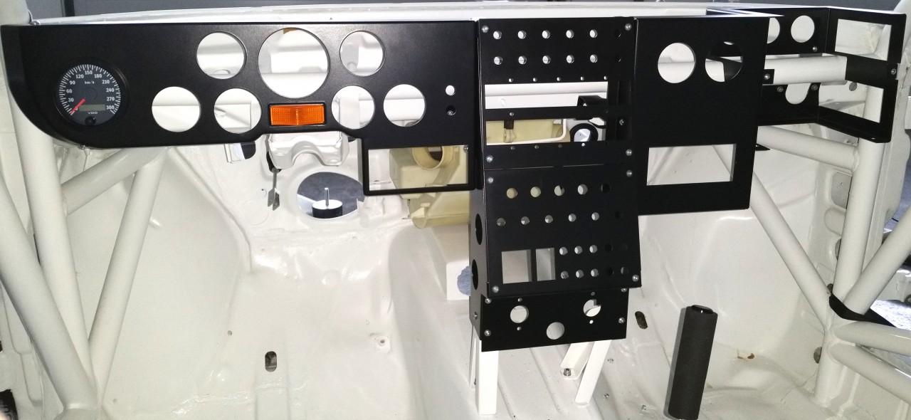 Armaturenbrett Sportquattro S1 E2 / dash board S1 E2