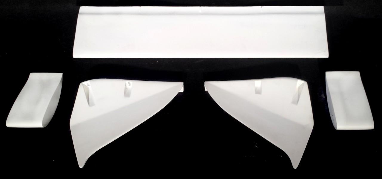 Heckspoiler S1 / rear spoiler S1