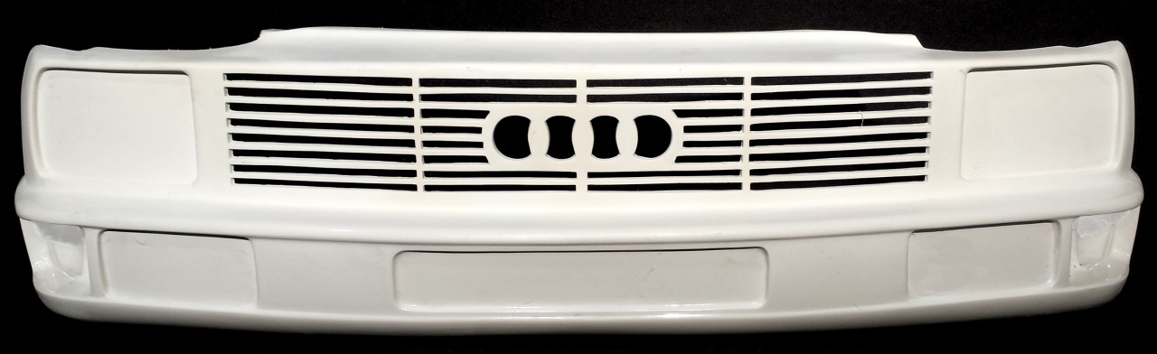 Frontgrill mit Stoßstange S1 / front grill with bumper S1